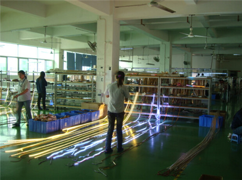 LED strip light workshop