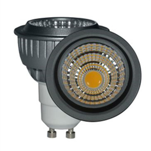 COB LED GU10 Spotlight 5W 6W