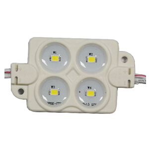 2835 Injection LED Module 4LED IP67