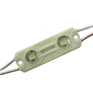 5630 Injection LED Module 2LED PVC Mask IP67