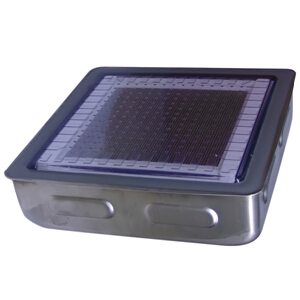 Solar LED Paver Light Square Shape SPH-A00601